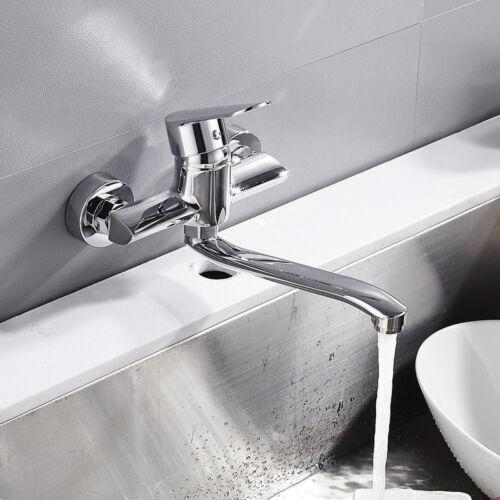 bricolage evier de cuisine robinets bassin mitigeur mural pivotant bec de levier simple togao