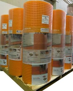 details about schluter ditra xl uncoupling tile membrane 10 thru 175 sq ft you pick size