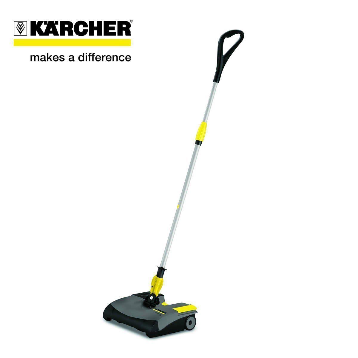 Karcher Eb 30 1 Li Ion Battery Floor Sweeper Electric Broom