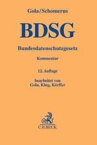 BDSG Bundesdatensch