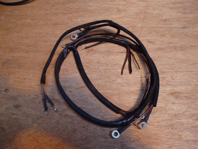 Ferguson T20sel Tractor Wiring Loom Harness