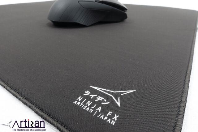 nouveau 2018 artisan japon ninja fx raiden gaming mouse pad m l xl mid xsoft