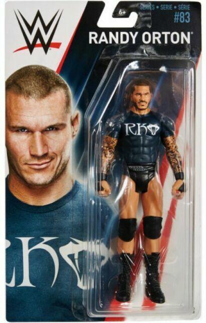 Mattel Wwe Basic Series 83 Randy Orton Wrestling Action Figure 2017 Rko For Sale Online Ebay