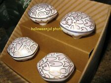 Disney Princess White Ceramic Dresser Drawer Cabinet Pull Knobs