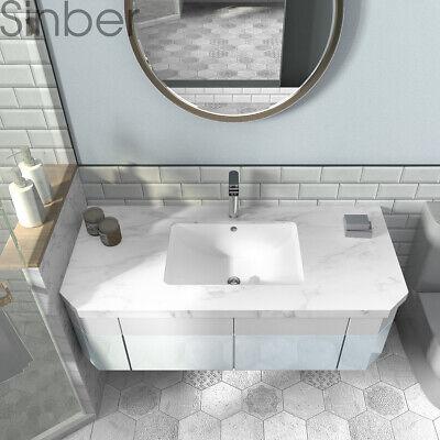 sinber 19 x 14 rectangular white