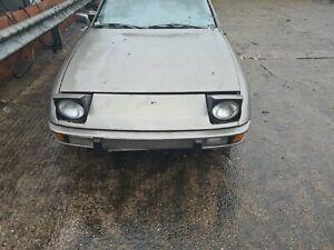 Porsche 924, Barn Find, Restoration project, 1 owner, only 30k miles,