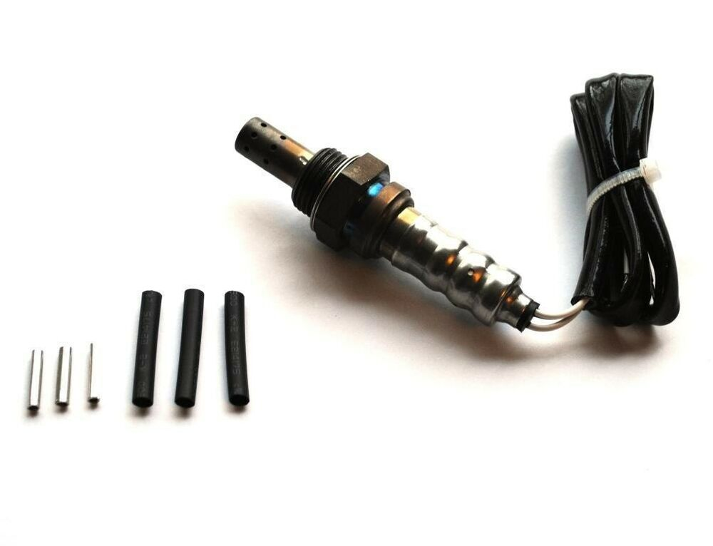NEW Universal 3 Wire O2 Oxygen Sensor With Quality Crimps