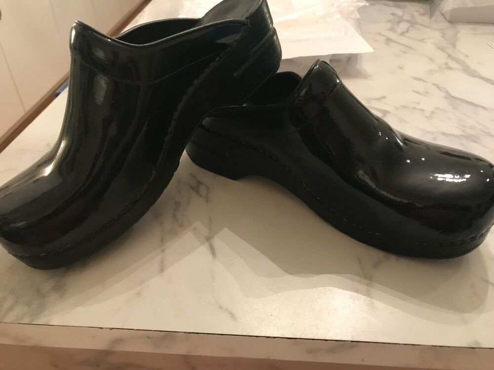 Dansko Leather Shoes