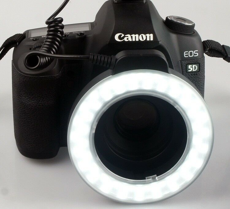 Camera Ring Lights