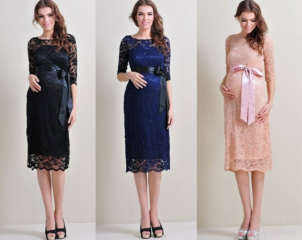 Maternity Evening Dress,Maternity Gown,Party,Babyshower