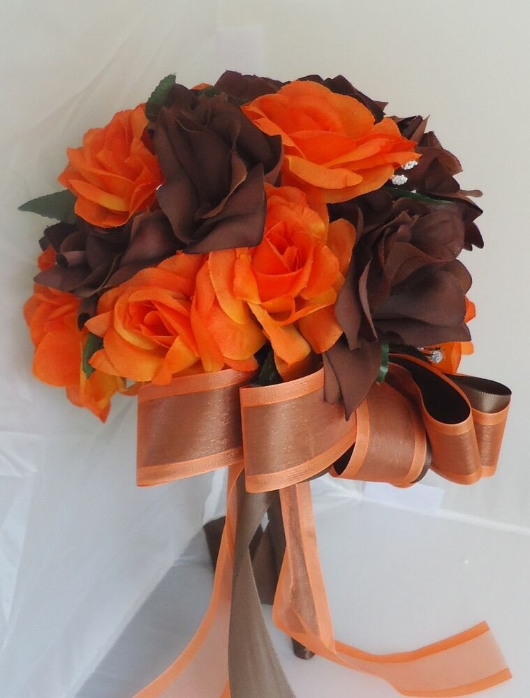 Small Hand Bouquet Flowers