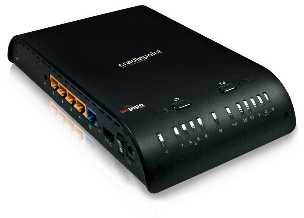 Cradlepoint Wireless Router