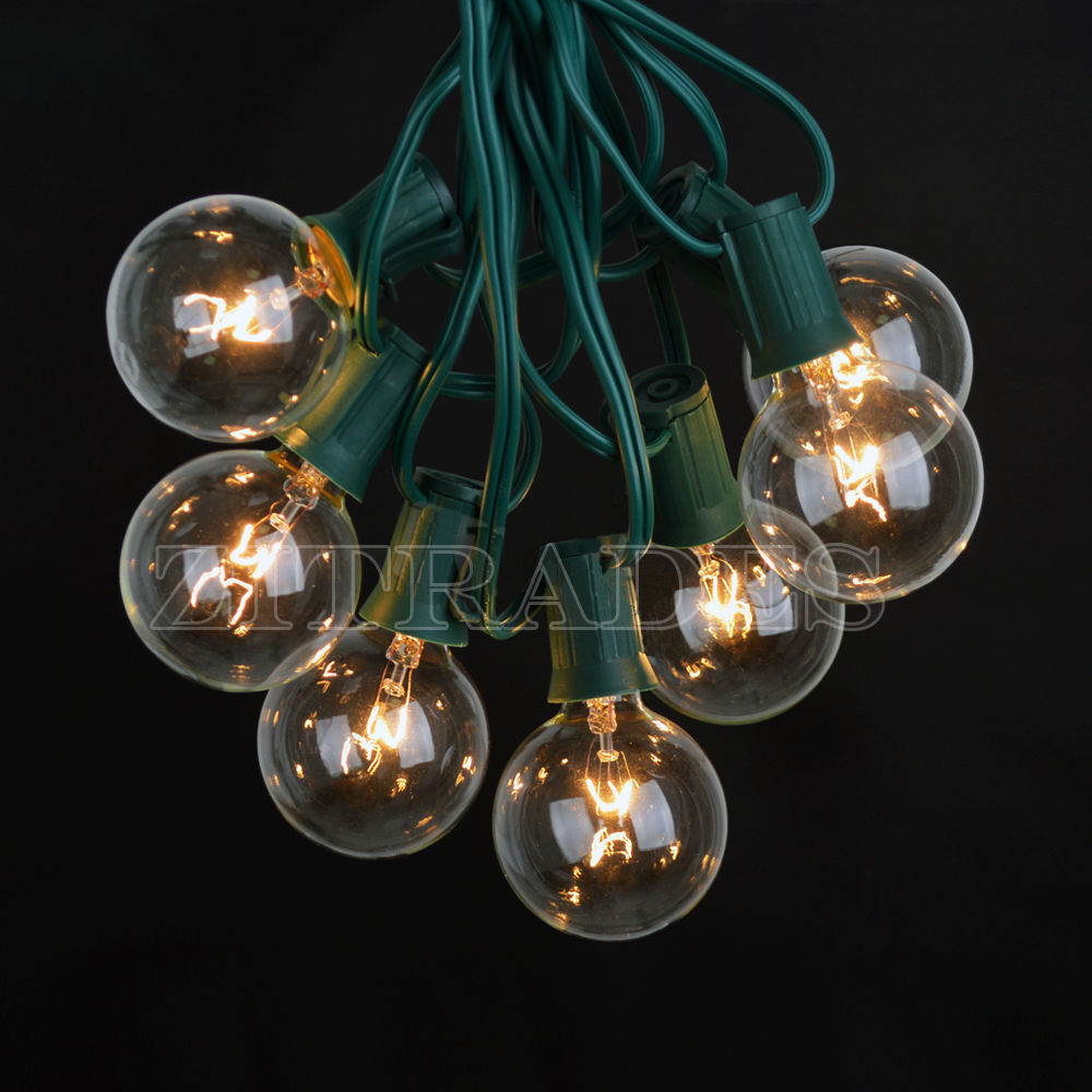 Clear String Lights