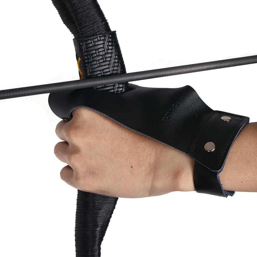 Finger Guard Bow And Arrow