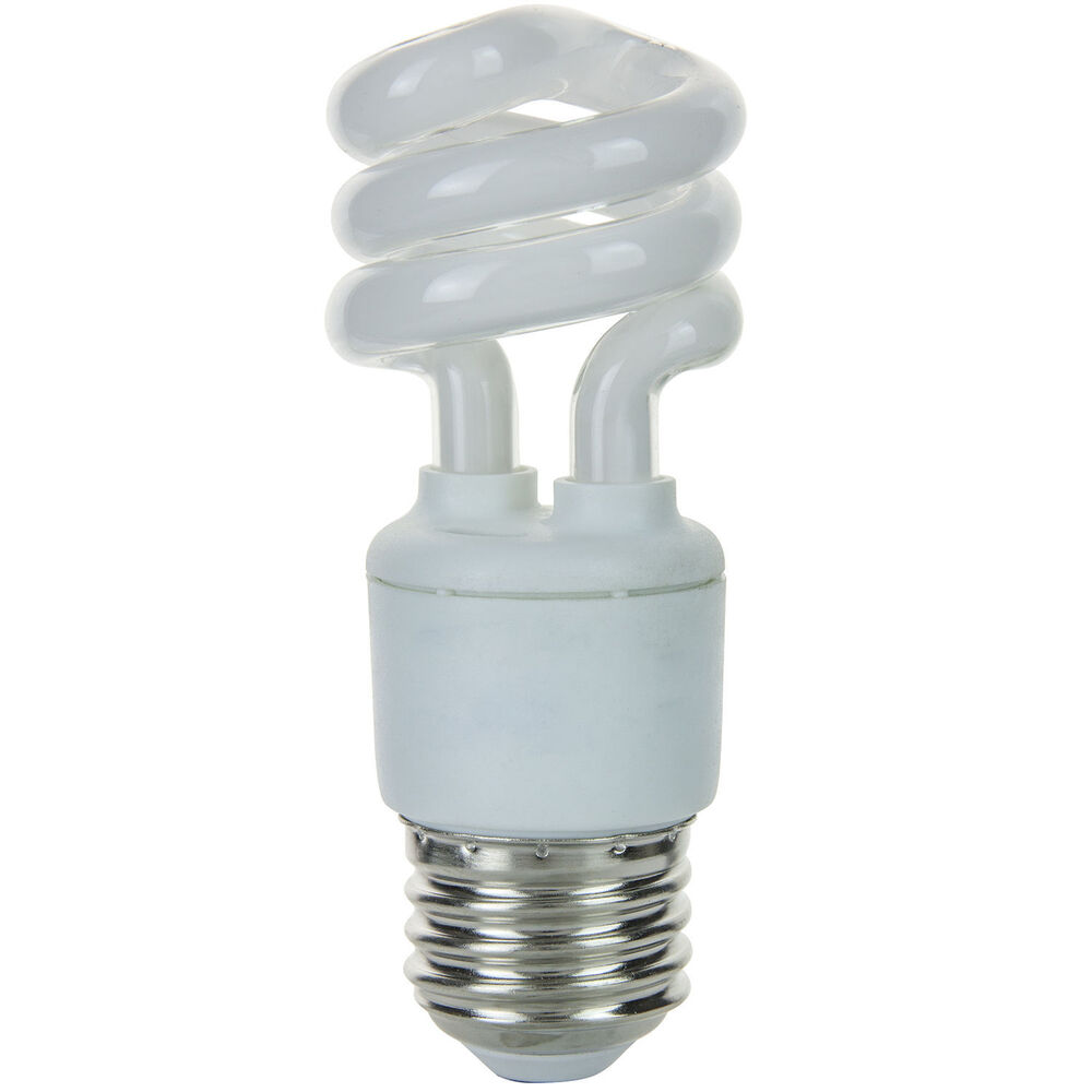 Mini Spiral Cfl Light Bulbs