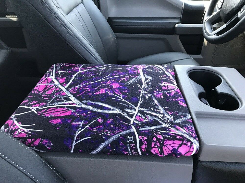 Fits Ford Trucks F150 2014 2019 Muddy Girl Center Console