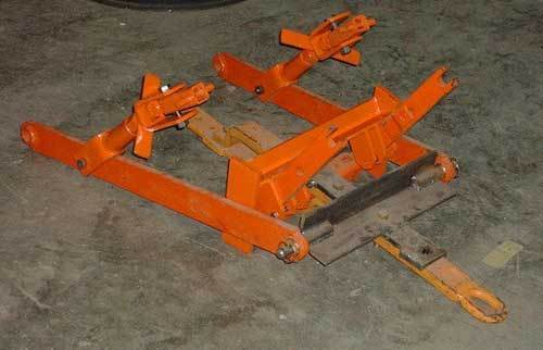 Allis Chalmers B Drawbar