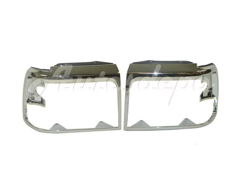 1993 Ford F 250 Windshield Trim
