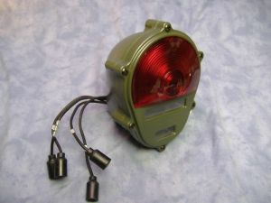 MILITARY TAIL LIGHT **NEW** M37 M998 M35 M813 M35A2 | eBay