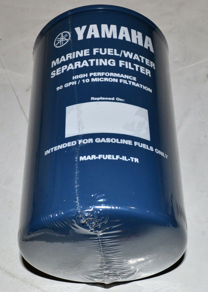 Yamaha Oem Water Separator Fuel Filter
