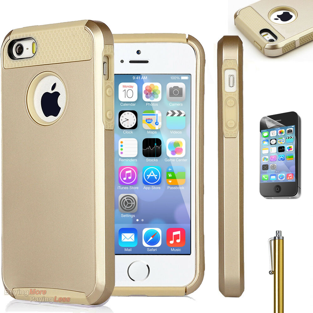 Gold Iphone Case 5s