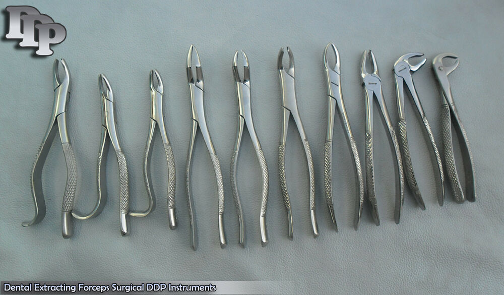 Instruments Surgery Oral Pictures