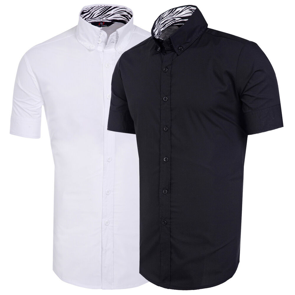 Fitted Dress Shirts
