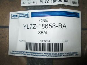 Ford OEM Heater Core Foam Seal YL7Z18658BA Factory 19972004 F150 Expedition | eBay