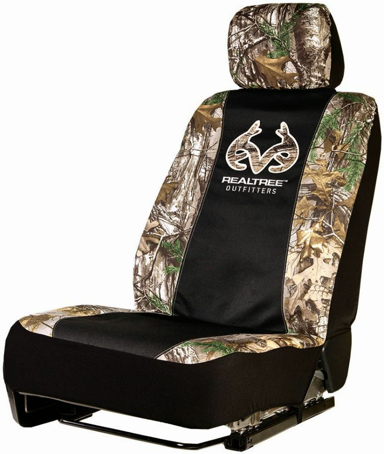 Realtree Car Seat Covers