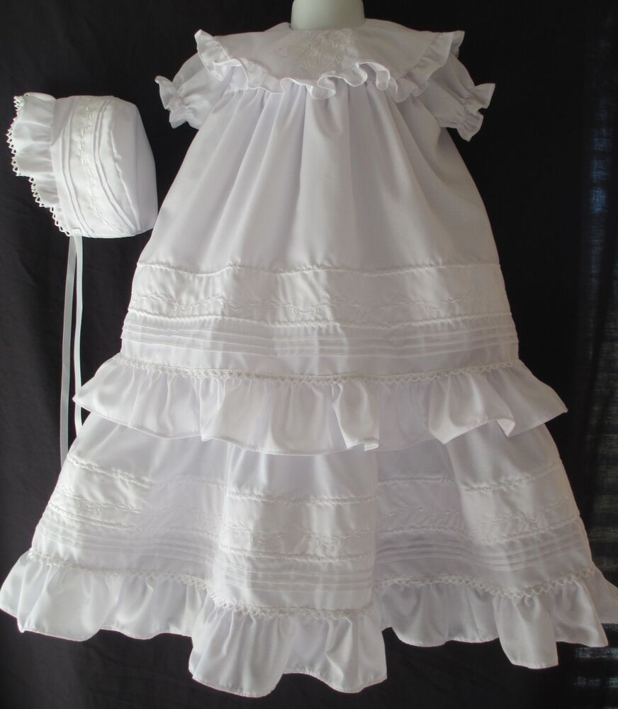Christening Gown Baptism Dress