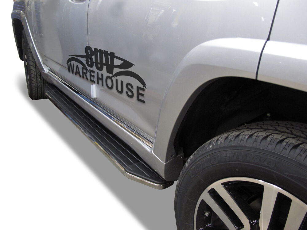 Toyota Side Bars Tacoma 2014 Step