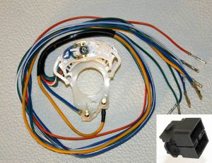 NEW! 1965  1966 Mustang Turn Signal Switch Cam With Wire