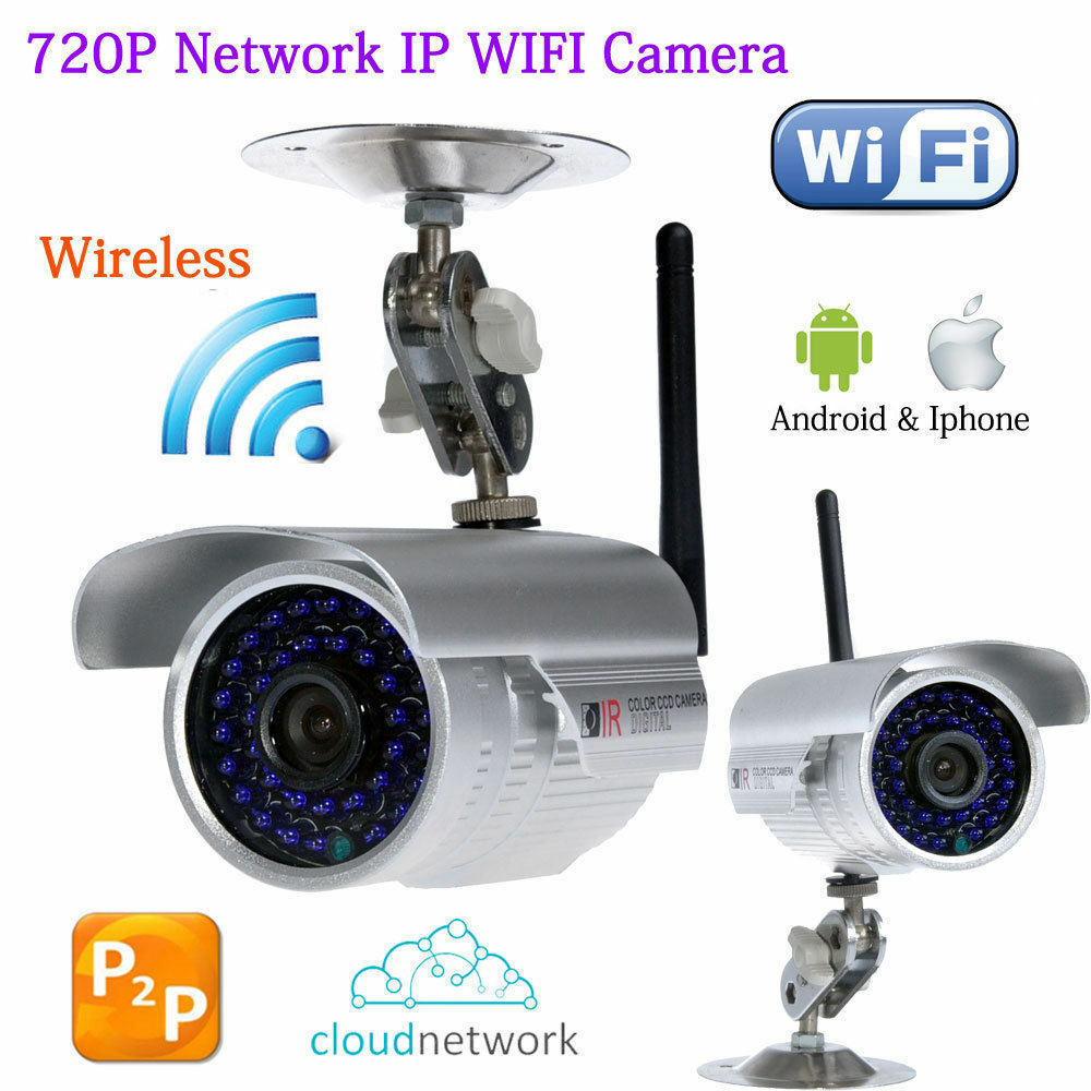 Night Security Cameras Wireless