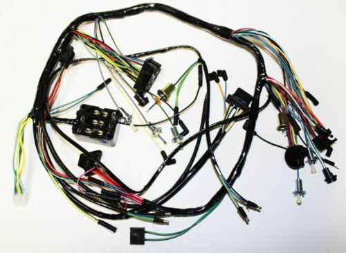 65 Mustang Wiring Harness Kits Wire Kit