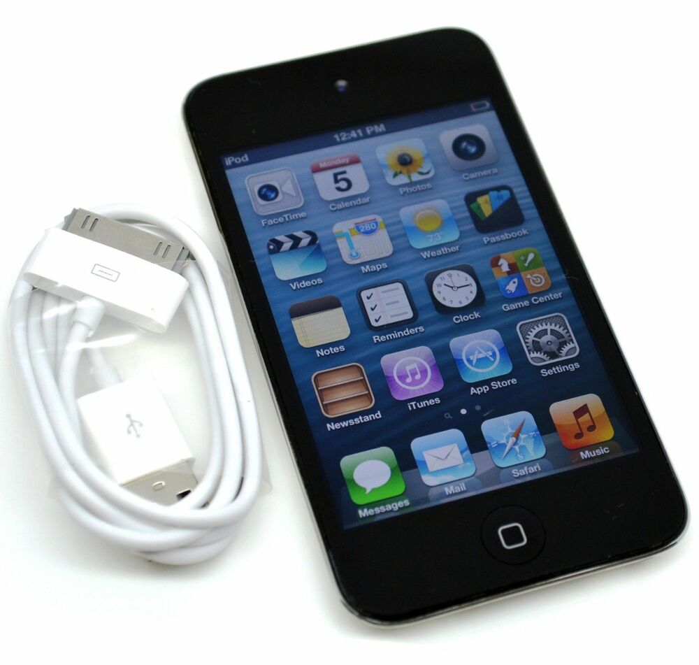 Ipod 8gb 4th Generation
