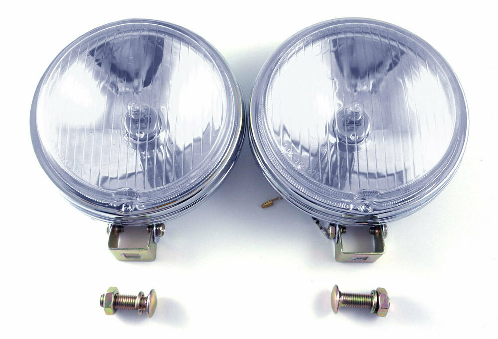 Round Halogen Light Bulbs