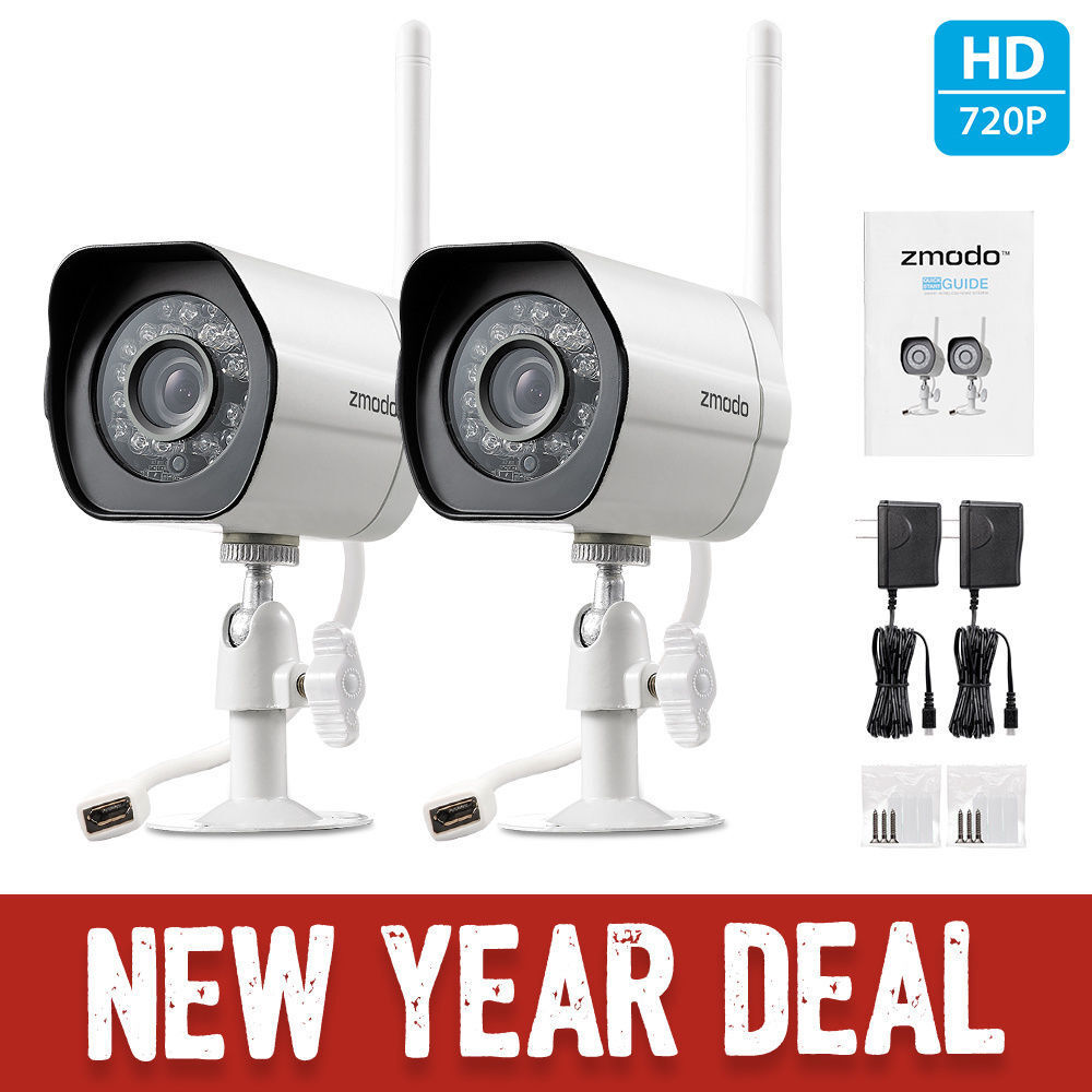 Outdoor Home Surveillance Cameras