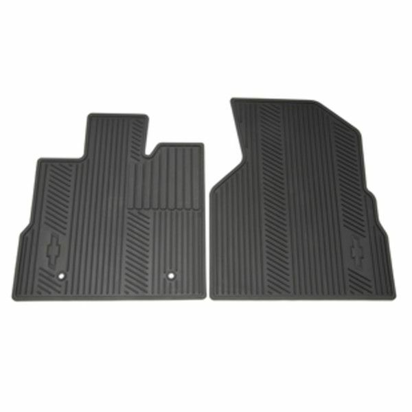 Chevy 2013 Equinox Mats Floor Rubber