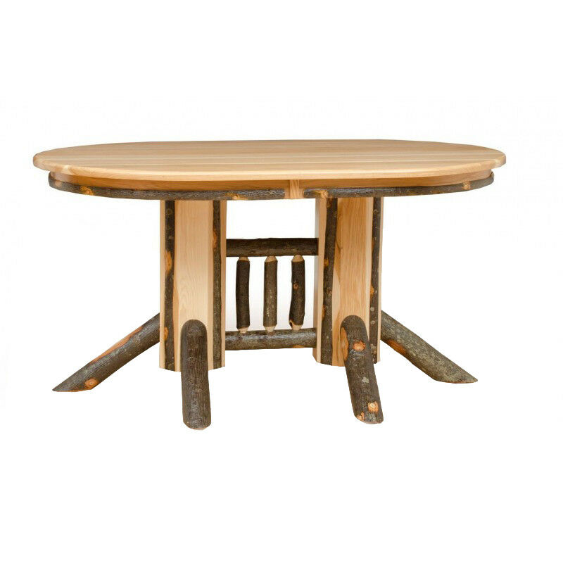 Dining Amish Oval Drop Leaf Table