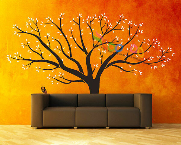 Wall Deco Decal Sticker Removable Giant Large Family Tree