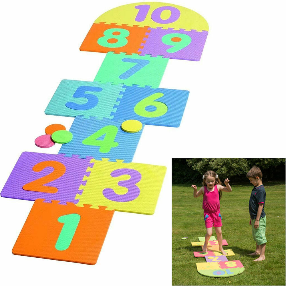 Kids Garden Party Games