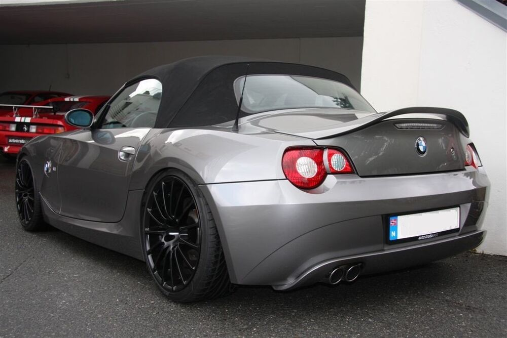 FOR BMW Z4 CONVERTIBLE PRE PAINTED Factory Style Rear