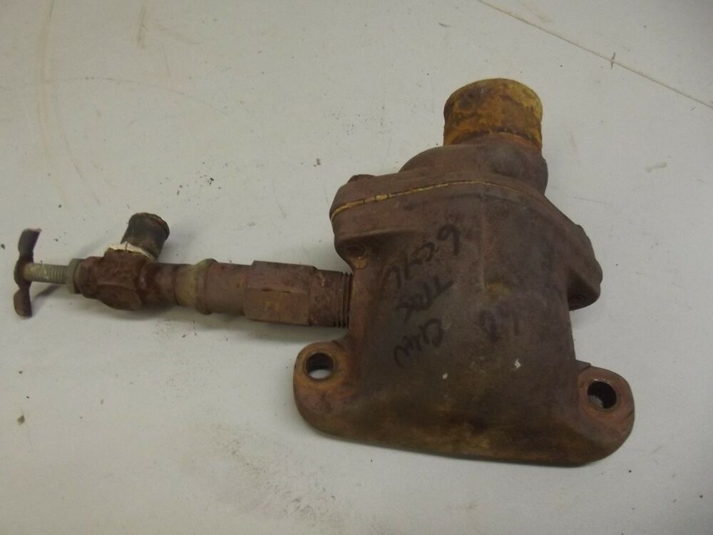 Chevy 292 Housing Thermostat