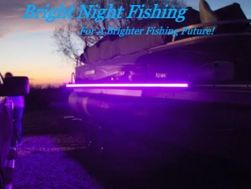 Fishing Line Led Light