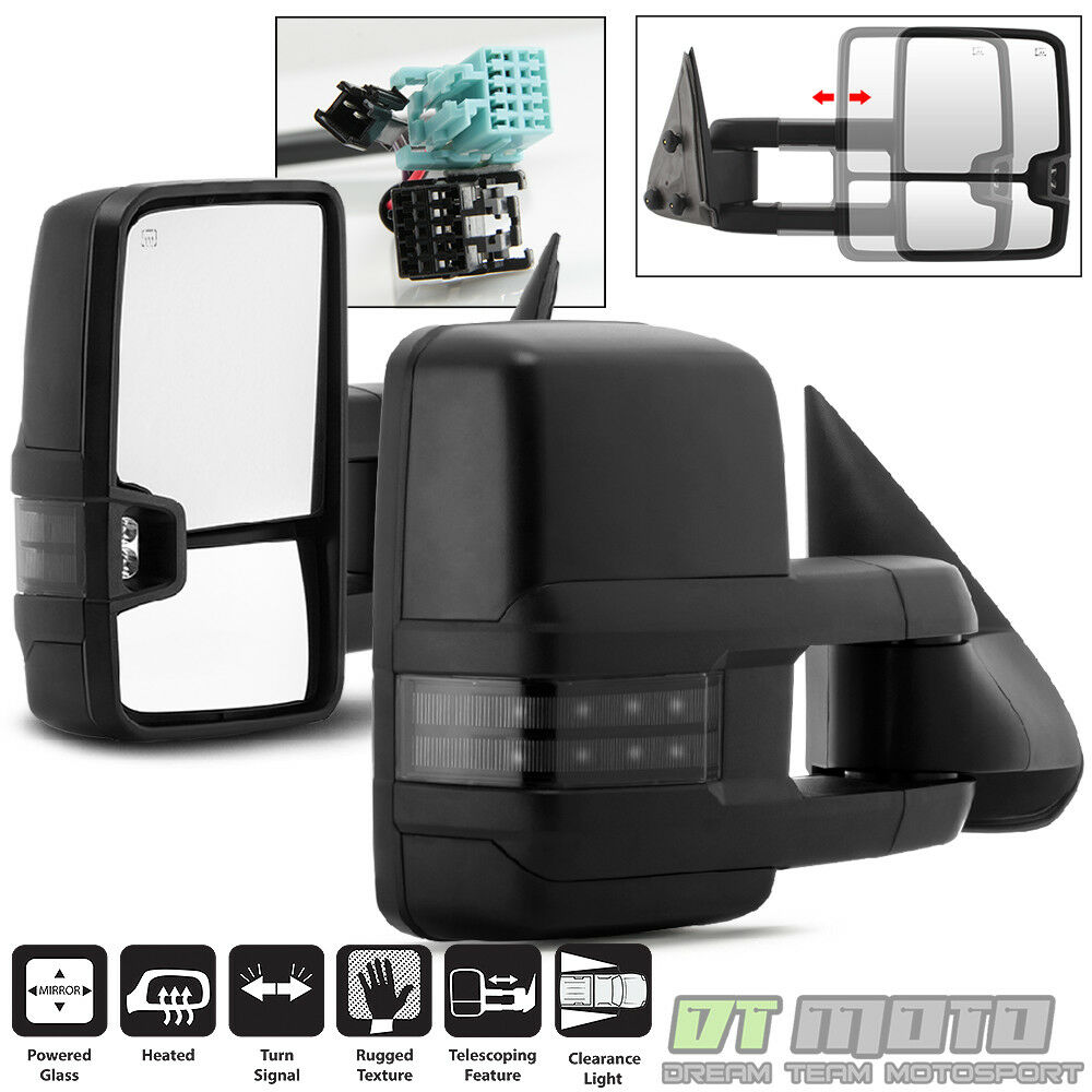Chevy Info Mirrors Order 2500 Tow 2004