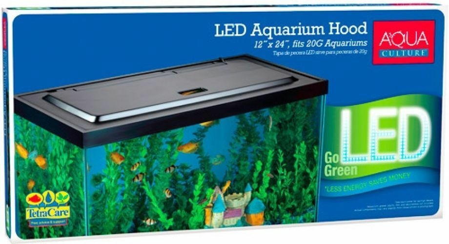 20 Gallon Aquarium Hood