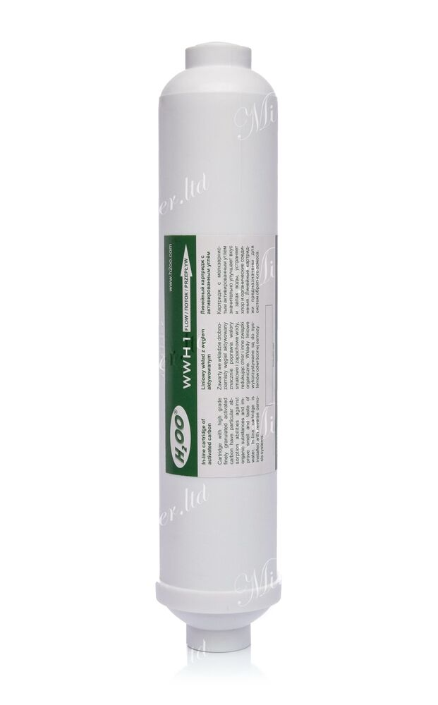 INLINE ACTIVATED CARBON AICRO WWH1 WATER FILTER REVERSE OSMOSIS RO 5060374647497 EBay