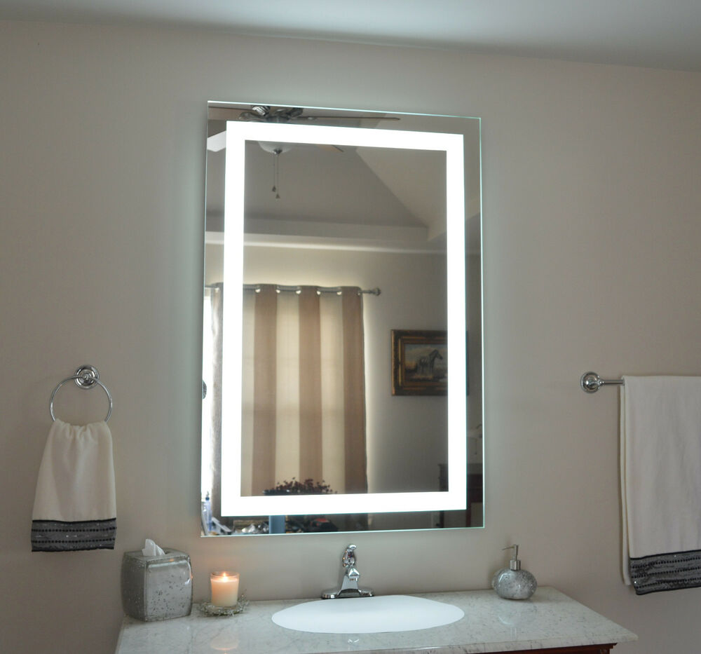 Bathroom Vanity Mirrors Lights