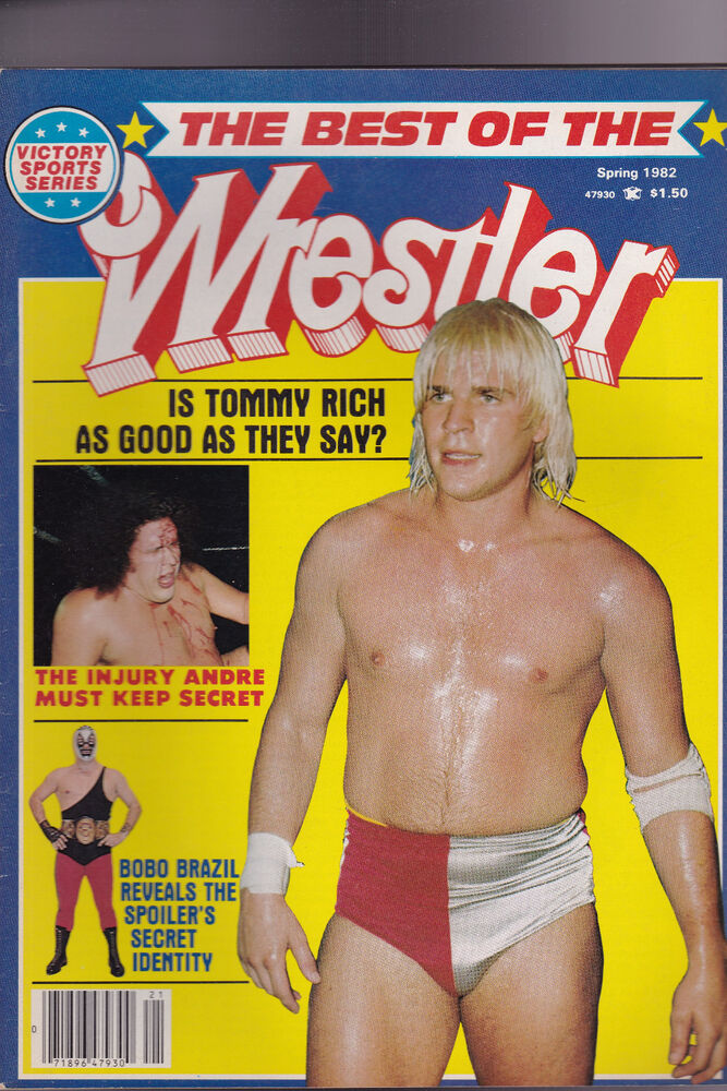 Tommy Rich Wrestling