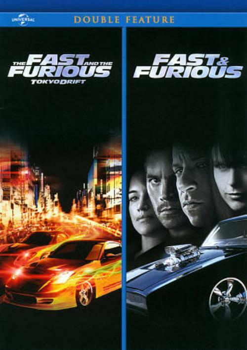 Fast Amp Furious 1 Dvd